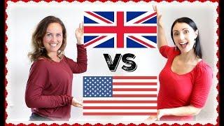 Accents - BRITISH vs AMERICAN: English Accents Around the World