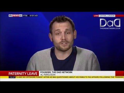 Sky News & ITV News Appearances talking on Shared Parental Leave