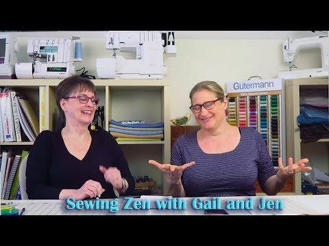 Sewing Zen Trailer