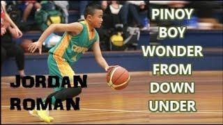 14-Year-Old Pinoy Kid is MVP in Australia