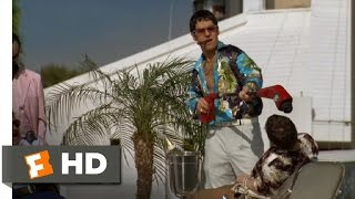Reno 911!: Miami (6/10) Movie CLIP - Weed Wacker Threat (2007) HD