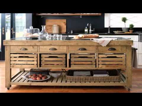 Kitchen Island Carts Pictures and Styles