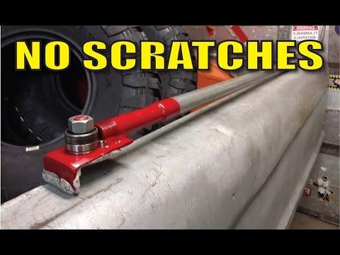 No Scuff Manual Tire Change Bar
