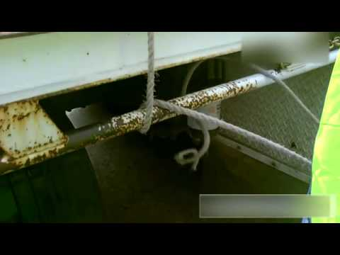 How to Tie Rope Knots: Truckie's Hitch and Truckie's Shank