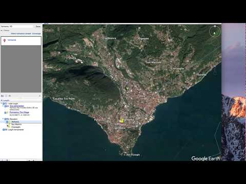 Extract Altitude Data from Google Earth