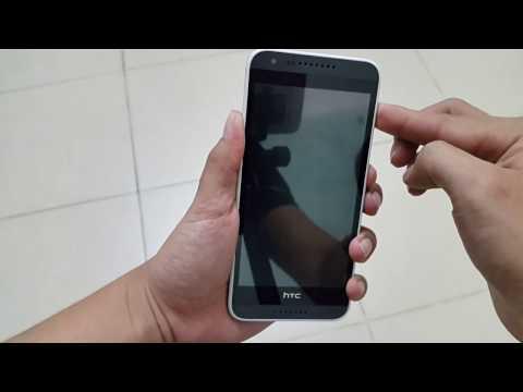 BacBa - Hard Reset HTC Desire 620G
