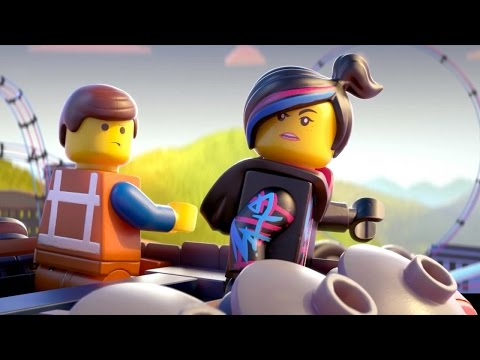 Preview scenes from The Lego Movie 4D at Legoland Florida