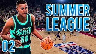 The Debut of San Diego Surf Basketball | NBA 2k19 MyLeague Expansion