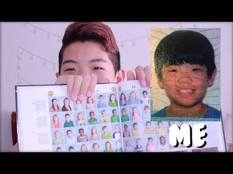 Reading My Cringey Elementary School Yearbook | ThatMidgetAsian