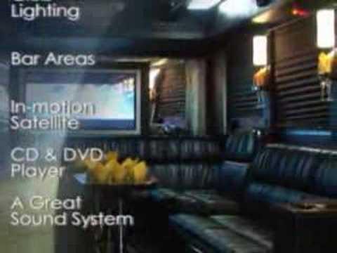 Premium Busses - Limobus Limousine Service Miami to Orlando