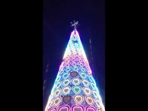 Liverpool One Christmas lights [November 2015]