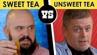 Sweet Tea vs. Unsweet Tea - Back Porch Bickerin