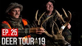 FATHER and SON MUZZLELOADER HUNT! - Iowa Public Land GIANT!