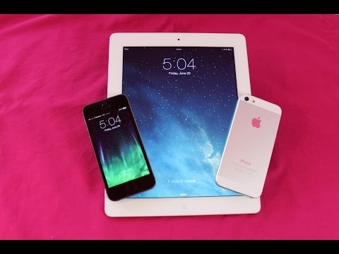 How To Make iPhone Faster | iOS 7 Tips & Tricks | iPad Mini iPod Touch | Tutorial