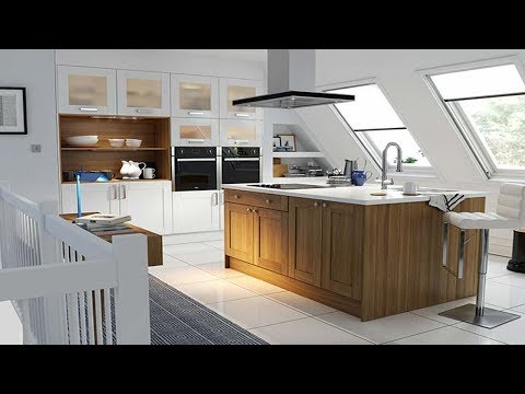 Kitchen Designs for Small and Big Kitchens Ideas