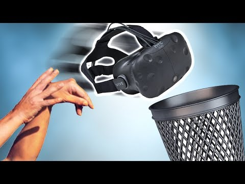 Why Virtual Reality Is STRUGGLING