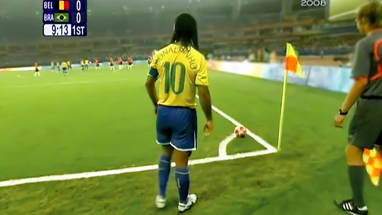 Legendary Goals In Football History ● Impossible To Forget