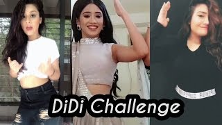 Didi Challenge Musically Video  Shivangi Joshi Avneet Kaur Aashika Bhatia