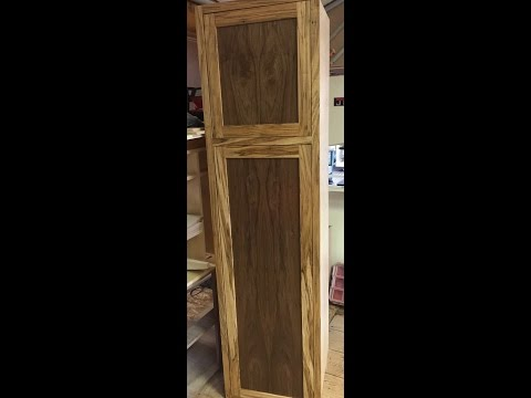Woodworking Making Pantry Cabinet