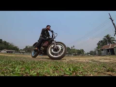 How to make a high speed electric bike (100km)