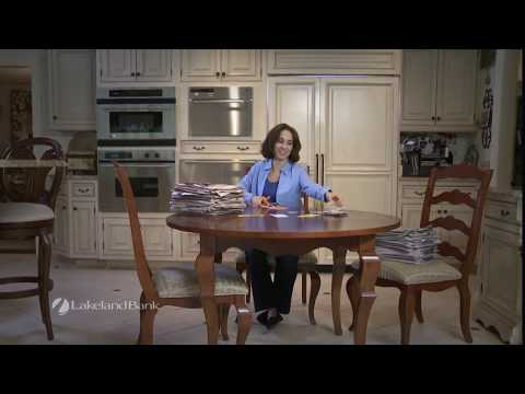 Lakeland Bank's Elite Checking Coupons Commercial