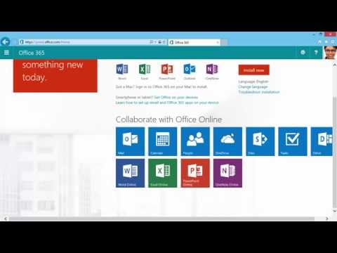 Office 365 Sharing and Collaboration (Webinar)