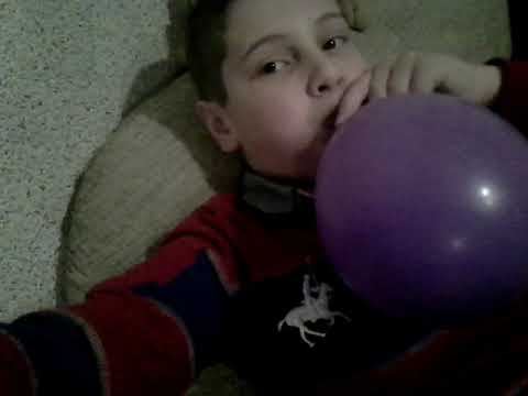 Balloon bendy big berry ink