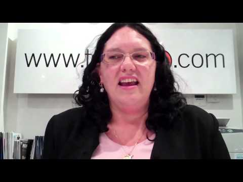Sally Webster, Lecturer at Victoria University talks about the TrinityP3 Engagement Agreements