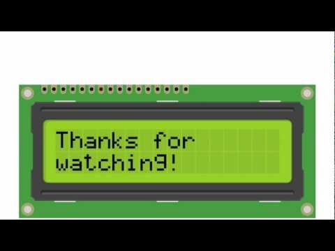 How to Control LCD Displays | Arduino Tutorial