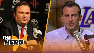 Doug Gottlieb reacts to Daryl Morey calling LeBron the greatest ever | NBA | THE HERD