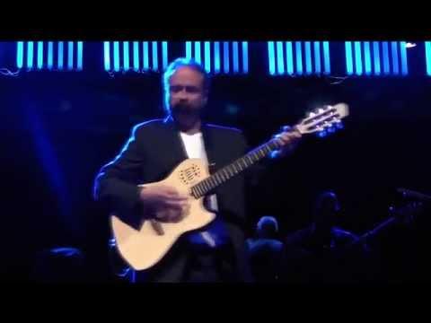 Daryl Stuermer of Genesis Symphony Concert
