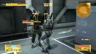 Metal Gear Solid 4/mgs4 - Body Search.....with A Woman!!!!