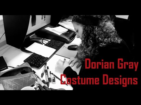 Doppelganger Productions - Dorian Gray: Costume Design Ideas with Marie