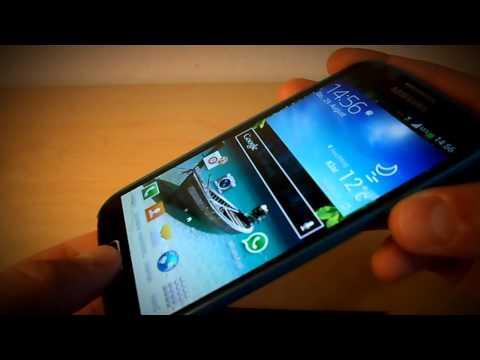 Samsung Galaxy S4 Screenshot machen & bearbeiten [Deutsch/HD]