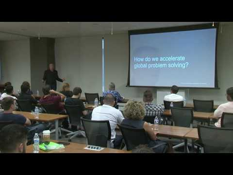 "DeVry University Tech Talks: Cisco's ""Inside the Internet of Things – Global Problems"""
