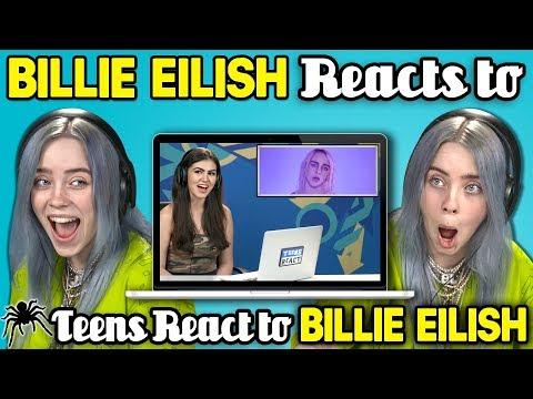 Xxx Mp4 Billie Eilish Reacts To Teens React To Billie Eilish 3gp Sex