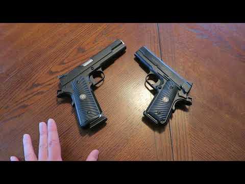 Definition of a Wilson Combat Gun (from Gun Guy)