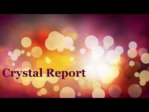 VB.NET - How to create crystal report in vb.net with sample parameter