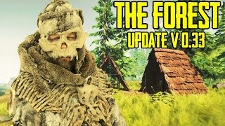 The Forest UPDATES 0.33 onwards | GameVault