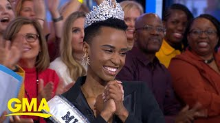 Miss Universe breaks barriers and goes viral l GMA