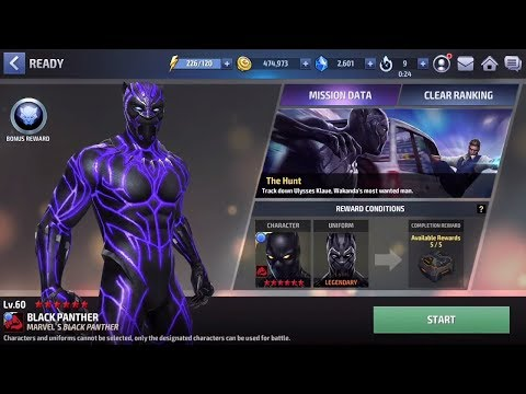 Marvel Future Fight Part 64 - This New Update 3.8 Is Garbage. Black Panther and Cyclops To Tier 2