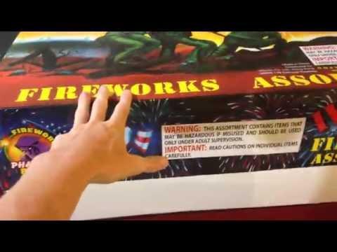 Phantom Fireworks-Iwo Jima (Assortment)