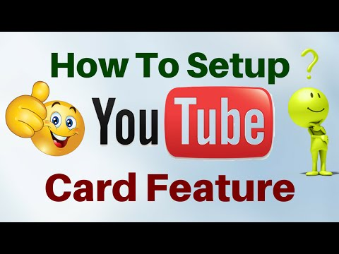 How To Setup And Use YouTube Cards To Get More Views On YouTube 2015
