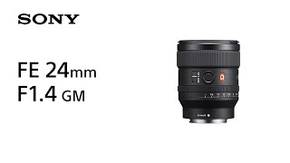 Sony | Lens | SEL24F14GM | Product Feature