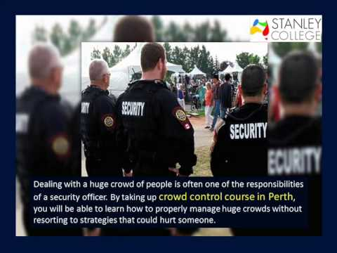 Security Courses Perth - How to become a successful security officer?