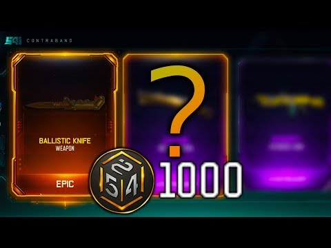 1000+ CRYPTOKEY SUPPLY DROPS - BLACK OPS 3 LIVE