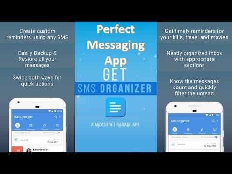 Best SMS Organizer App- Clean, Blocker, Reminders & Backup
