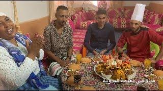 الدجاج بطريقة تقليدية عصرية مع مي نعيمة وضيفها محمد