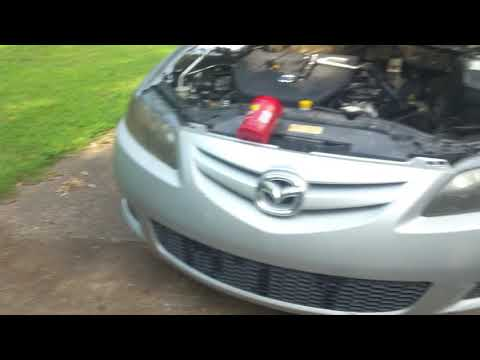 How to replace a Mazda 6 transmission mount