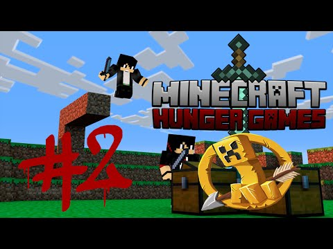 Devuelta a los Hunger Games!! MINECRAFT PE Hunger Games 2